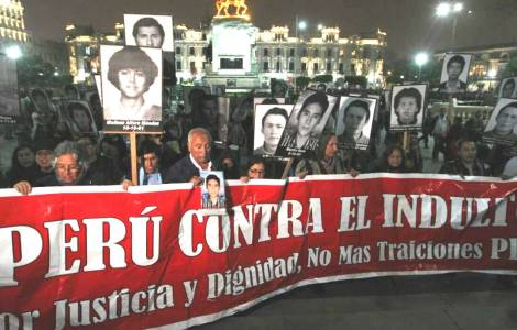 L'indulto a Fujimori destabilizza il paese, anche per i Vescovi è inopportuno