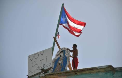 La reconstruction portoricaine oubliée par les Eta