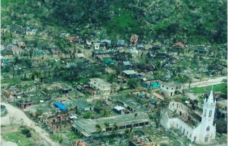 Cayes (Haiti) - Missione Redentorista