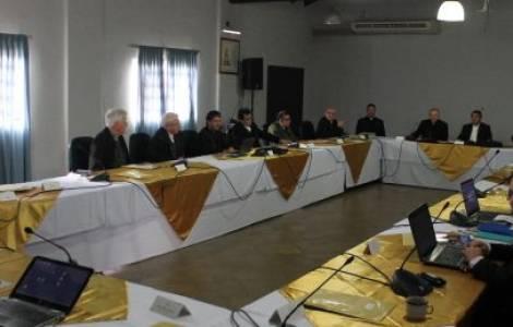 Los Obispos se retiran de la DIBEN en Paraguay
