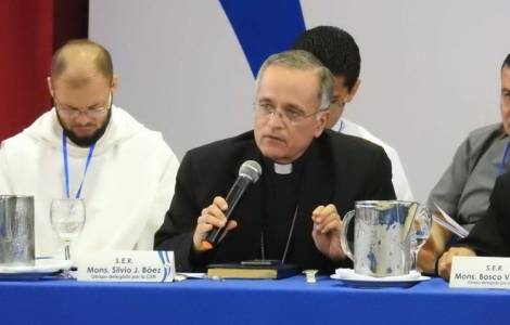 """Nuovamente sospeso il dialogo nazionale; Mons. Báez: """"Non si può continuare ad uccidere"""""""