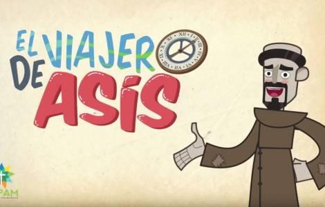 Adaptation en dessin animé de l'Encyclique Laudato