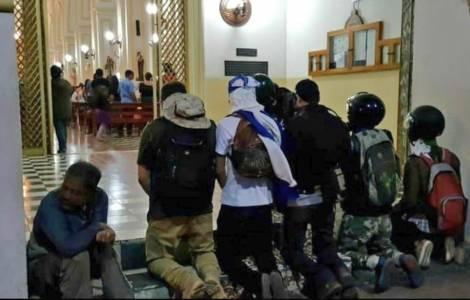 Las fuerzas pro gobierno mantienen el asedio de ig