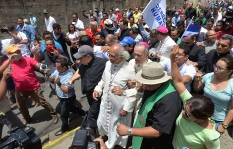 """""""Nunca hemos visto algo así en Nicaragua"""": Cardena"""