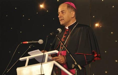 """L'Arcivescovo Dal Toso al CAM 5: """"l'annuncio di Cristo, morto e risorto, è il cuore della missione"""""""