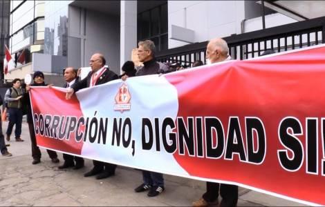 Obispos comprometidos en la reforma de la justicia