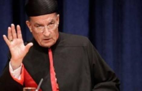 """il Patriarca maronita: """"serve il governo!"""""""