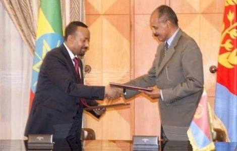 Tra Etiopia ed Eritrea il miracolo della pace