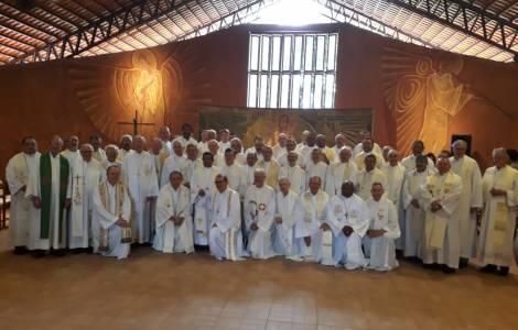 """Monseñor da Silva: """"caminar juntos nos da fuerza p"""