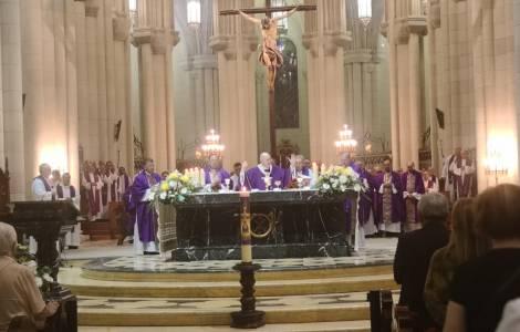 Grazie don Anastasio per il tuo amore alle missioni, all'evangelizzazione e alla Chiesa