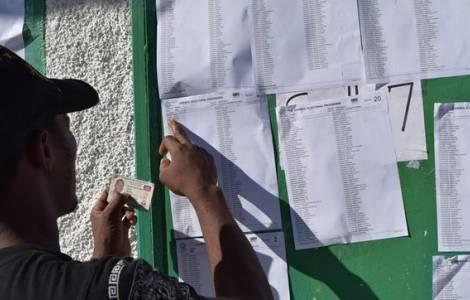 Elezioni Haiti