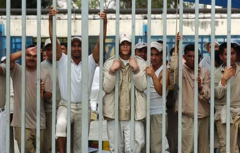 La chiesa presente nelle carceri del Messico