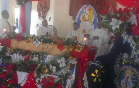Festa di San Benedetto Menasseri a Maracaibo