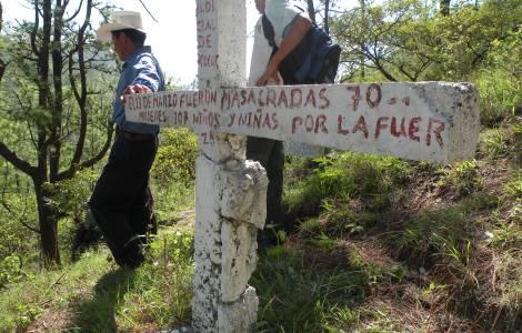 Massacre au Guatemala 1982