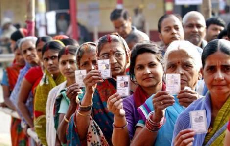 India: Comienza segunda fase de elecciones