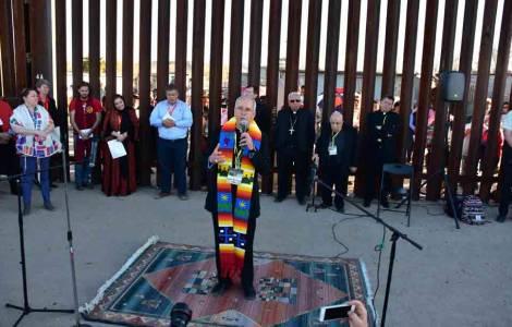 Oración en la frontera