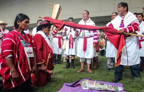 Rituale indigena Oxchuc