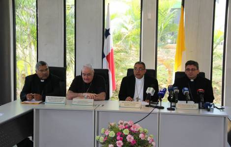 La Conferenza Episcopale Panamense (CEP) 2016