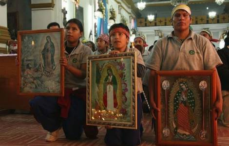 Un sacerdote di etnia tzotzil concelebrerà con il Santo Padre