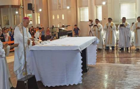 ASIA/PHILIPPINES - Jolo Cathedral reopens: the future of the Church