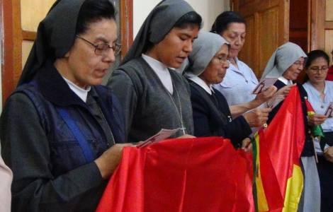 Religiosas bolivianas