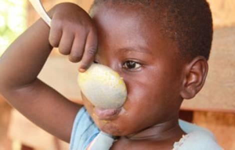 bambini missionari dal cuore generoso
