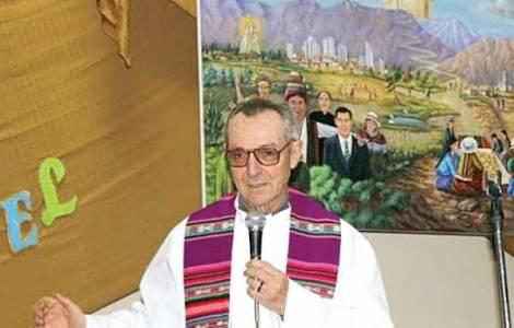 S.Exc. Mgr Tito Solari Capellari, S.D.B